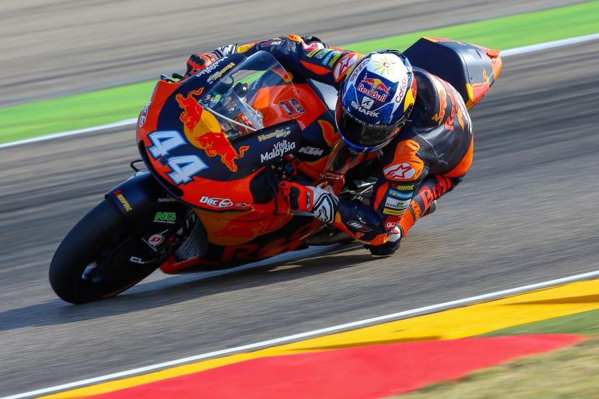 Miguel Oliveira, Red Bull KTM Ajo, Aragón Official Test, Moto2 - Moto3