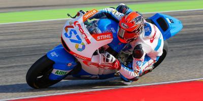 Moto2™ back on track at Aragon