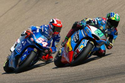 "Morbidelli on Pasini duel: ""I raced as I always do"""
