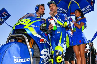 Iannone: 'Espero que esta carrera sea un punto de inflexión'