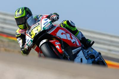 """Crutchlow: """"I made a mistake when I passed Zarco"""""""