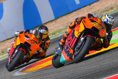 "Pol Espargaro: ""14 seconds from the top is amazing"""