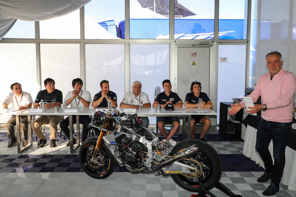 NTS: manufacturer to line up in Moto2™ in 2018   MotoGP™