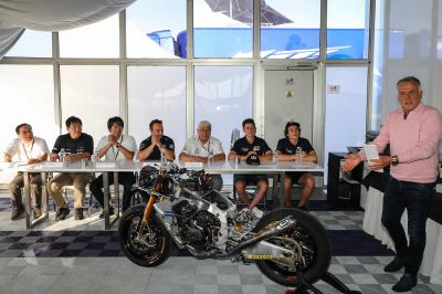 NTS: manufacturer to line up in Moto2™ in 2018