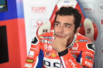"Petrucci: ""I thought it'd be difficult - but not like this"""