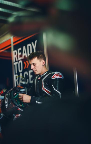KTM MotoGP Private Test 2017 – MotorLand Aragon