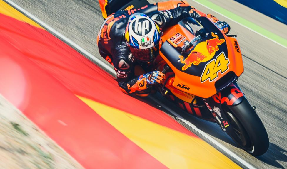 Pol Espargaro, Red Bull KTM Factory Racing, Aragon test