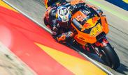 Pol Espargaro, Red Bull KTM Factory Racing, Aragon test