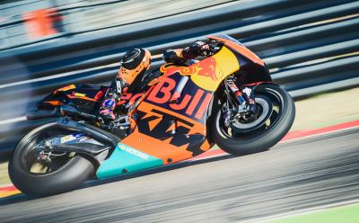 KTM Test: Espargaro, Smith, Kallio, Reiterberger
