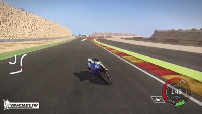Demo Lap: Rossi at MotorLand Aragon on MotoGP™17