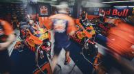 Red Bull KTM Factory Racing, Aragon test