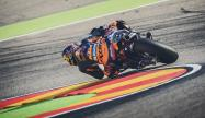 Bradley Smith, Red Bull KTM Factory Racing, Aragon test