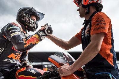 NEWS #MikaKallio will do fourth wildcard in 2017 @MotoGP #ValenciaGP