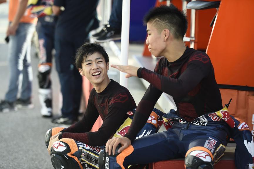 RedBull Rookies Cup - Kazuki Masaki