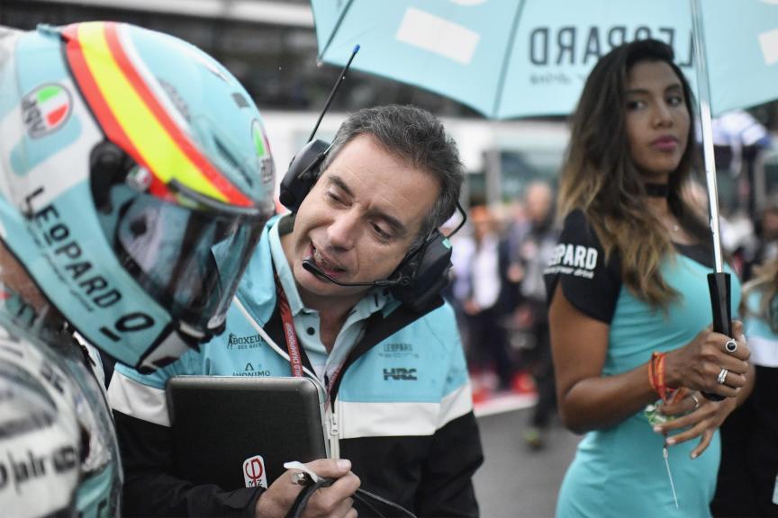 Joan Mir, Christian lundberg, Leopard Racing