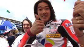 Ten years following the untimely loss of Norick Abe, the MotoGP™ paddock remembers the fearless Japanese rider