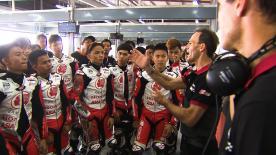 Il cammino dei giovani talenti d'oriente verso il campionato del mondo, è #roadtomotogp