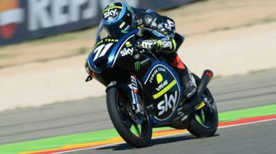 Foggia se corona campeón de Moto3™ en MotorLand