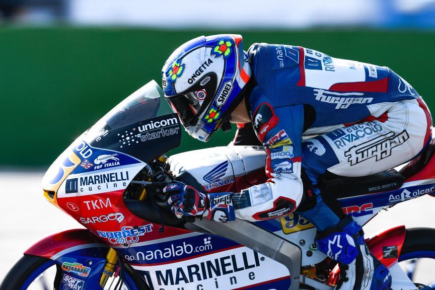 Jules Danilo, Marinelli Rivacold Snipers