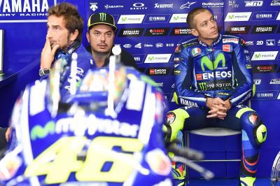 Uccio, sobre Rossi en su recuperación: '¡Es mostruoso!'