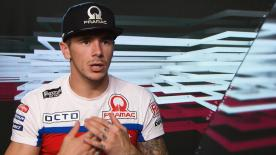 Scott Redding discusses his MotoGP™ career so far, the challenges he has faced this season, and his impending move to Aprilia for 2018