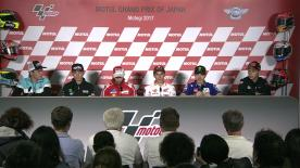 Everything you need to know from the official opening press conference at the #JapaneseGP.