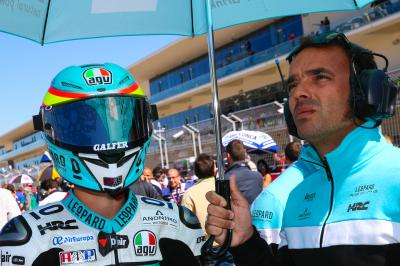 Mir: der erste Moto3™ Champion ohne Pole Position?
