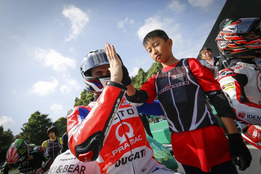 Pre-Event, Motul Grand Prix of Japan