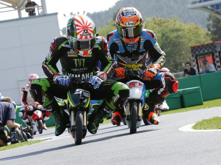Off-Track, Motul Grand Prix of Japan