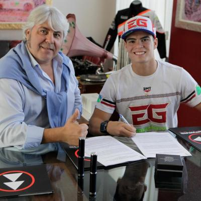 Granado to line up for Forward Racing in 2018