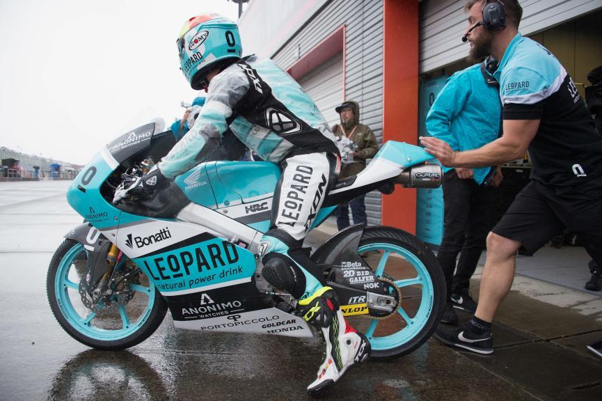 Livio Loi, Leopard Racing, Motul Grand Prix of Japan