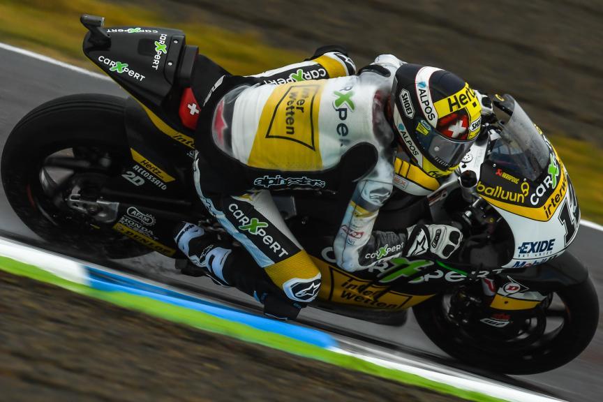 Thomas Luthi, Carxpert Interwetten, Motul Grand Prix of Japan