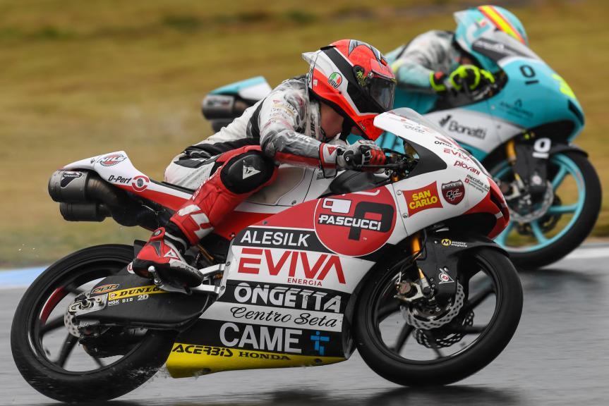 Tony Arbolino, SIC58 Squadra Corse, Motul Grand Prix of Japan