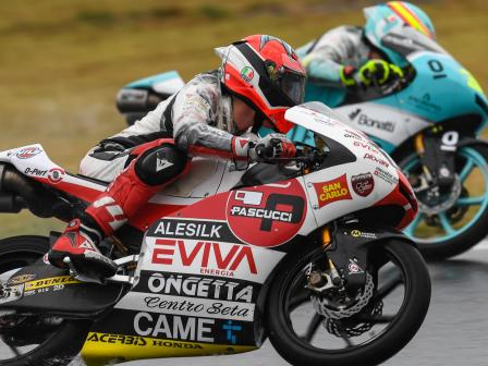 Moto3, Free Practice, Motul Grand Prix of Japan