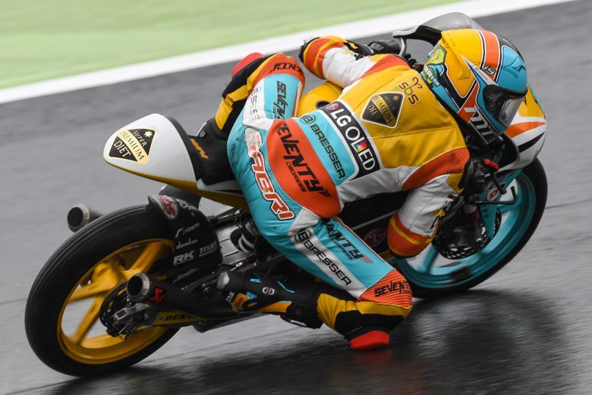 Gabriel Rodrigo, RBA BOE Racing Team, Motul Grand Prix of Japan