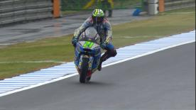 The second Free Practice session from the #JapaneseGP in the Moto2™ World Championship.