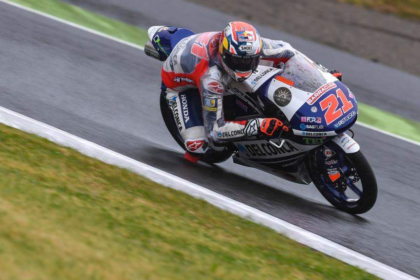 Fabio Di Giannantonio, Del Conca Gresini Moto3, Motul Grand Prix of Japan