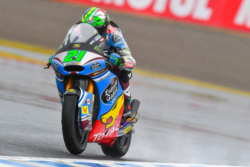 Franco Morbidelli, EG 0,0 Marc VDS, Motul Grand Prix of Japan
