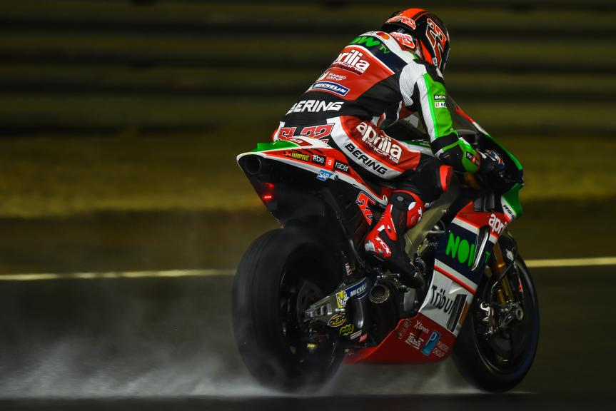 Sam Lowes, Aprilia Racing Team Gresini, Motul Grand Prix of Japan