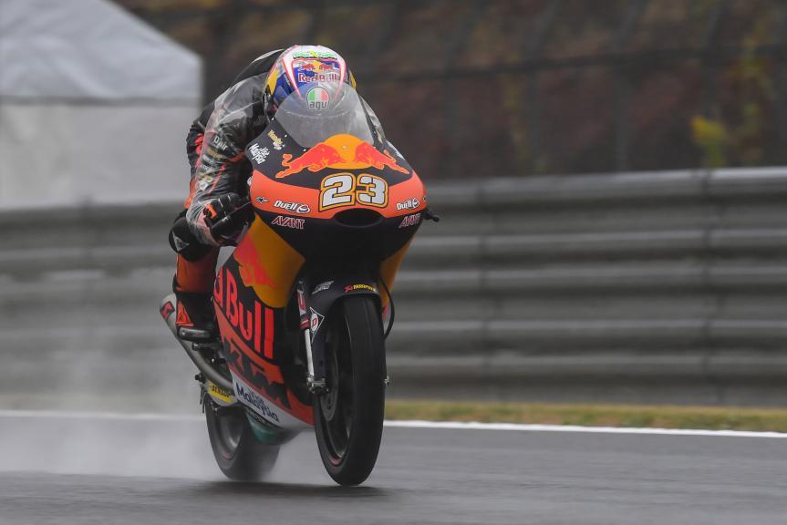 Niccolo Antonelli, Red Bull KTM Ajo, Motul Grand Prix of Japan