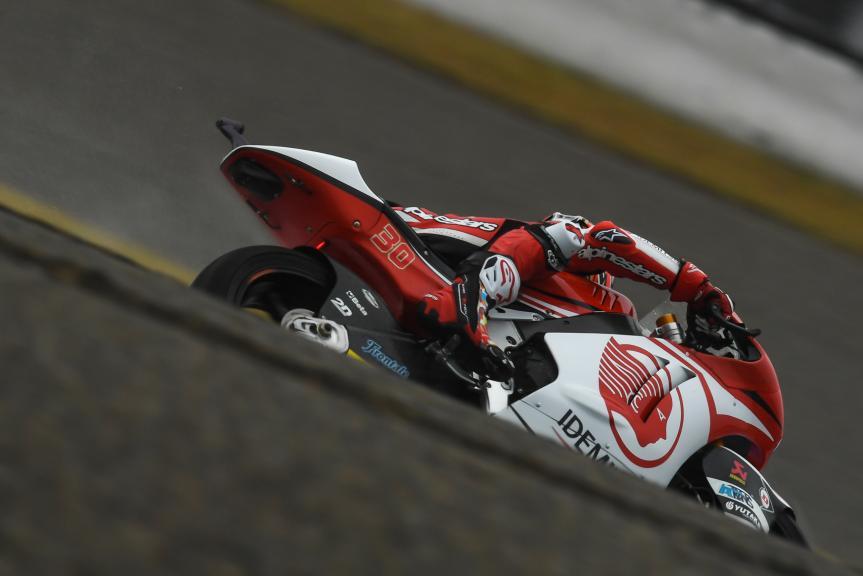 Takaaki Nakagami, Idemitsu Honda Team Asia, Motul Grand Prix of Japan