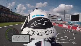 Jump on-board for a lap of the Japanese circuit, filmed exclusively using GoPro cameras.