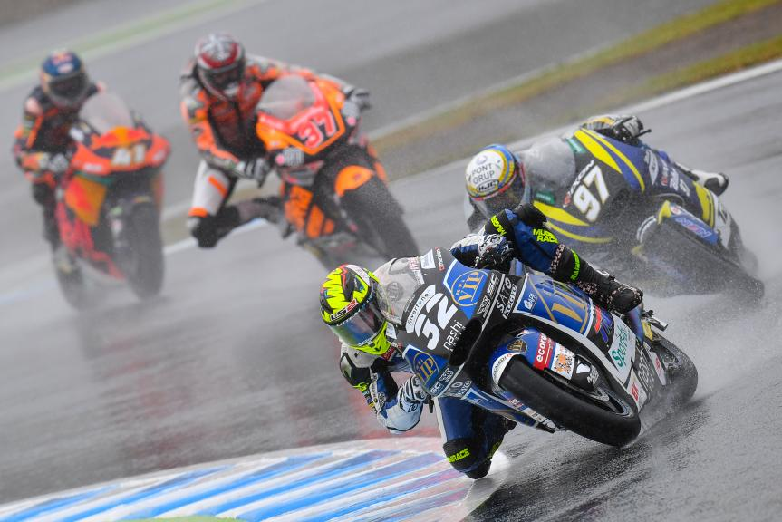 Isaac Vinales, SAG Team, Xavi Vierge, Tech 3 Racing, Motul Grand Prix of Japan