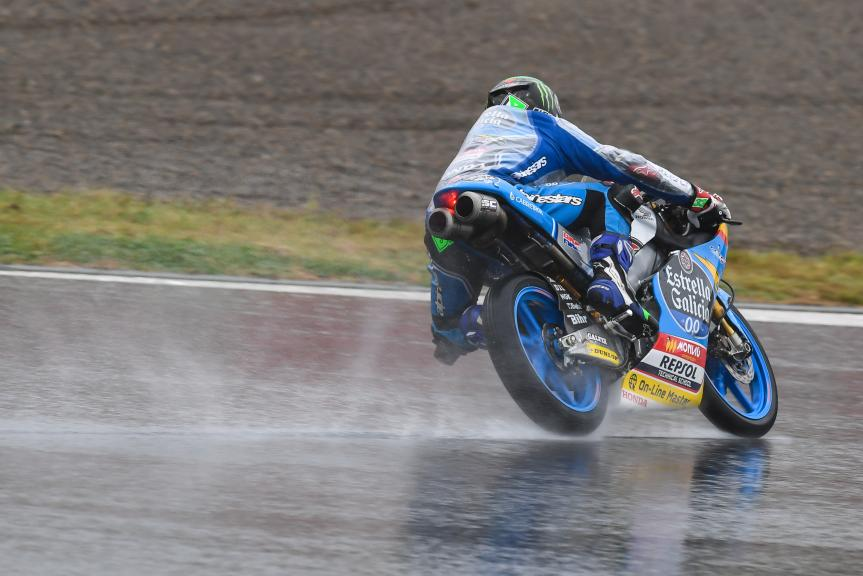 Enea bastianini, Estrella Galicia 0,0, Motul Grand Prix of Japan