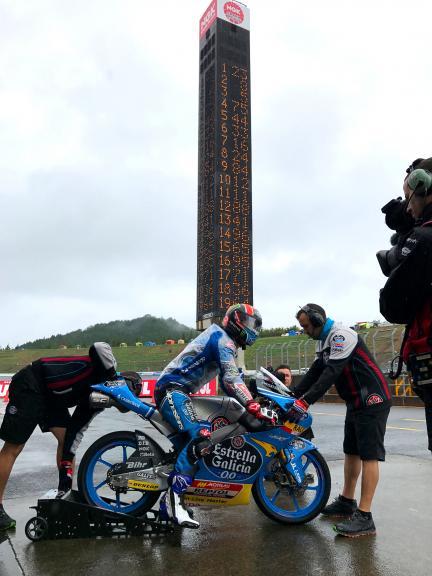 Enea bastianini, Estrella Galicia 0,0, Motul Grand Prix of Japan