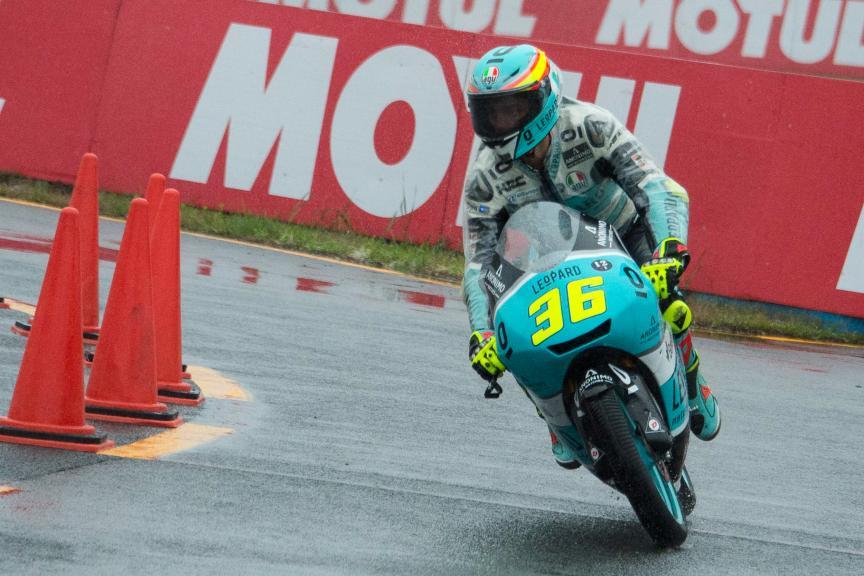 Joan Mir, Leopard Racing, Motul Grand Prix of Japan