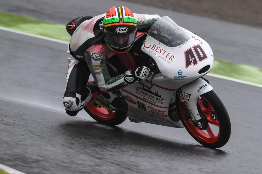 Darryn Binder, Platinum Bay Real Estate, Motul Grand Prix of Japan