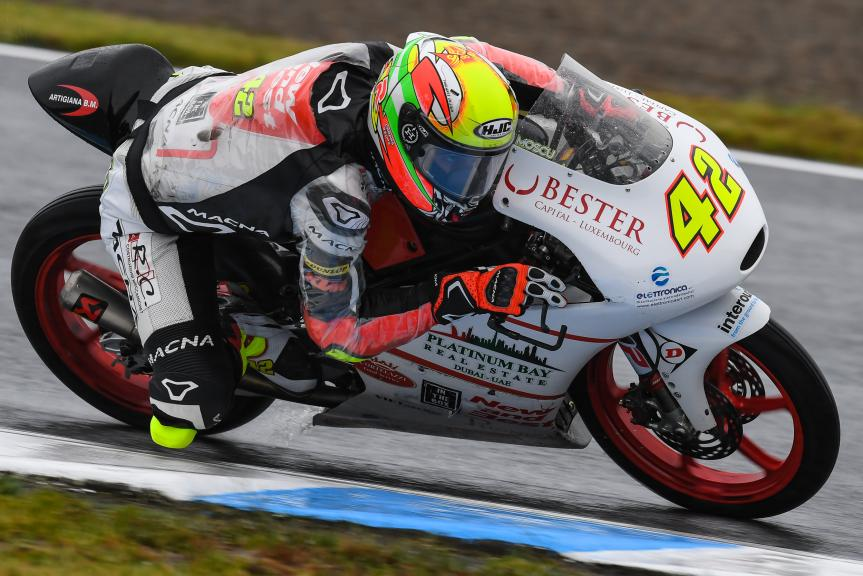 Marcos Ramirez, Platinum Bay Real Estate, Motul Grand Prix of Japan
