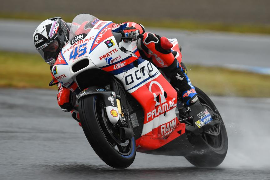 Scott Redding, Octo Pramac Racing, Motul Grand Prix of Japan
