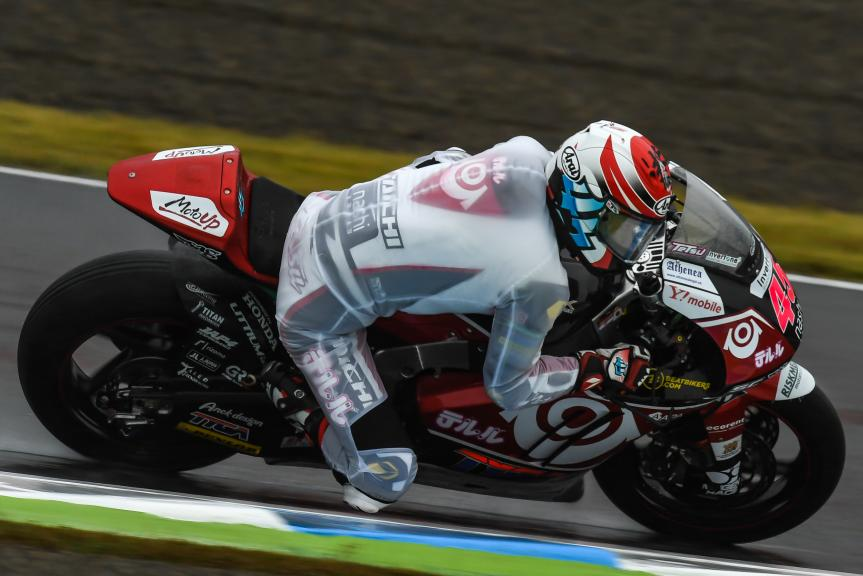 Tetsuta Nagashima, Teluru SAG Team, Motul Grand Prix of Japan